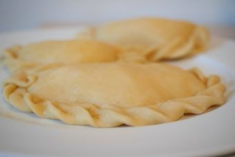 Aprende a preparar empanadas de grosella hervidas