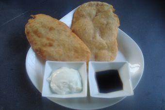 Cómo hacer Pan Pita de Yoghurt, una receta india