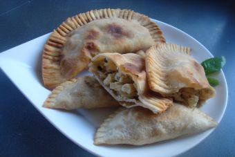 Cómo preparar Empanadas de Jibia