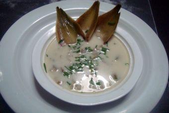 Cómo hacer sopa de alcachofas