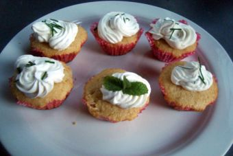 Prepara cupcakes salados con ricotta