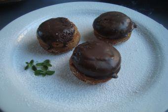 Cómo preparar empolvados de chocolate