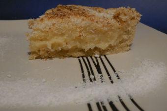 Cómo preparar un Pie de Coco