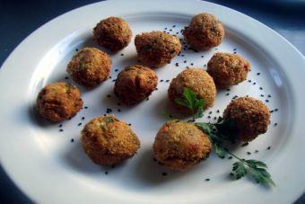 Cómo preparar Bolitas de Zapallo Italiano