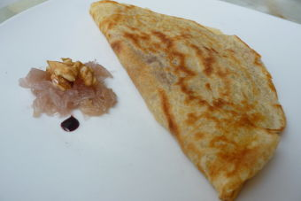 Prepara Panqueques de Harina de Yuca