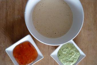 Prepara 3 aderezos thai para ensaladas