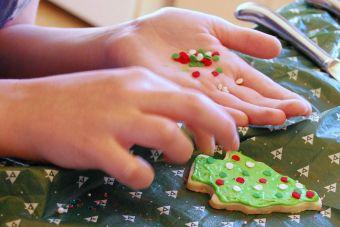 Cómo decorar galletas de Navidad