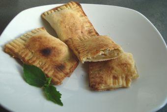 Cómo preparar empanadas de pera
