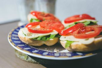 5 tipos de quesos para tu sándwich vegetariano favorito