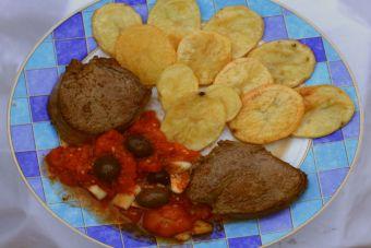 Cómo hacer lomo a la siciliana