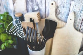 Cookcina para principiantes: utensilios y sus usos