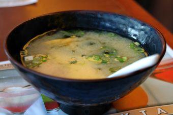 Cómo preparar sopa Miso Vegana