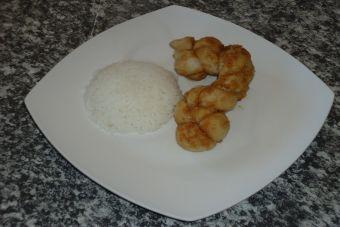 Cocinar chunchules con harina tostada