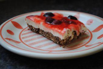 Cheesecake sin hornear: Fácil, rápido y delicioso