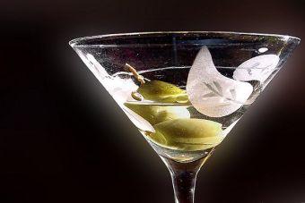 5 tragos con: Martini