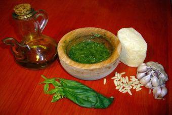 10 salsas con albahaca
