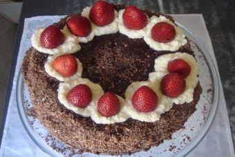Receta: Torta selva negra
