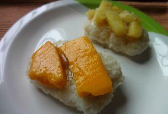 Receta paso a paso: Galletas de arroz
