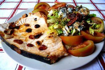 5 ensaladas para: Acompañar pescado