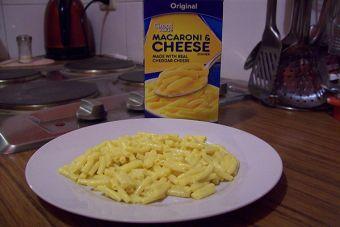 Review: Fideos macarrón queso de Great Value