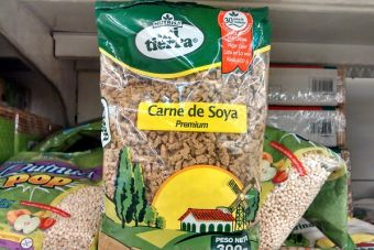 Probamos: Carne de Soya (Mi Tierra)