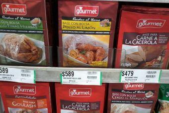 Rica y salvadora: Base con bolsa para pollo al limón (Gourmet)