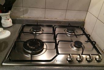 Mi cocina: Sencilla y funcional