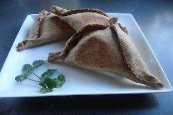 Receta: Empanada de Pino Light