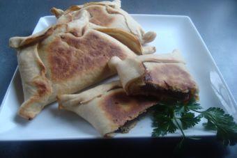 Empanada de Carne Mongoliana
