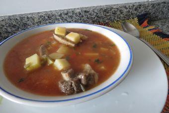 Sopa de Tomate... ¡adictiva!