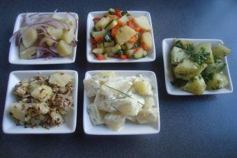 5 formas de preparar papas para acompañar el asado