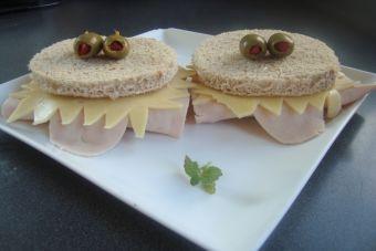 Halloween: Cómo hacer un Sándwich de monstruo