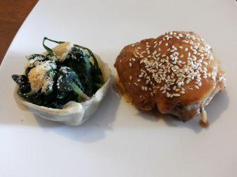 Cómo hacer un Pollo con teriyaki dulce