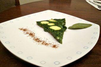 Cómo hacer una Tarta integral de espinacas con ricotta