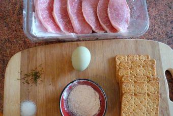 Cómo preparar Wiener Schnitzel de lomitos de cerdo