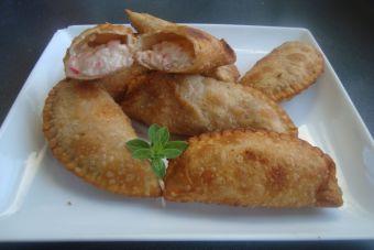 Cómo preparar unas Mini empanadas primaverales