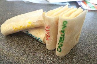 Snack divertido para niños: Libros comestibles