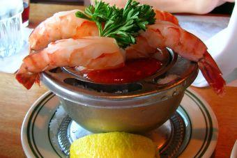 5 salsas especiales para camarones