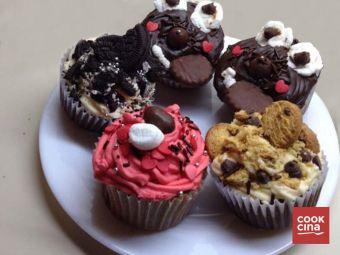 Receta: Cupcakes
