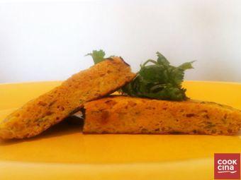 Receta: Tortilla de zanahoria