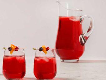 Receta: Cócktail de granada