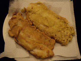 Receta: Pescado Frito