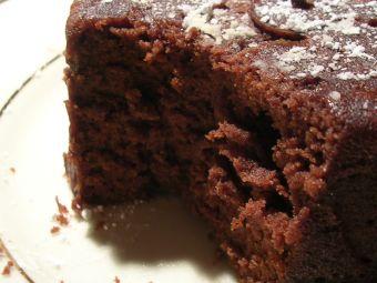Recetas: budín de chocolate