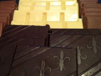 Datos: los tipos de chocolate y sus usos
