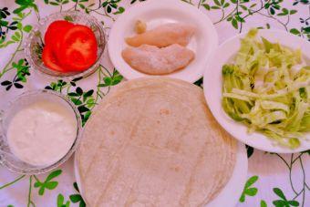 Receta: Shawarma