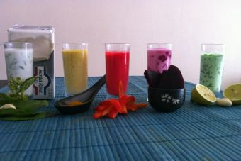 Picoteos: 5 Salsas de Yogurt