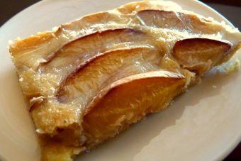 Kuchen de durazno: La tradicional receta alemana de las tantes del sur