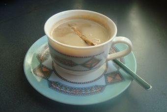 Prepara un Café al Amaretto