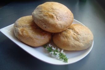 Cómo preparar Pan para Hamburguesas casero