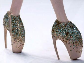 Extraños Fucsia De Modelos Más Los Zapatos uOPiXkZT